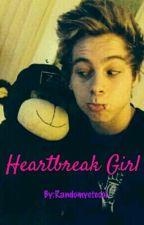 Heartbreak girl by Randomyetcool