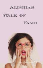 Alishia's walk of fame(in curs de editare) by FrostyEdelweiss