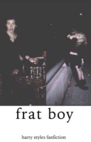 Frat Boy (Harry Styles AU)