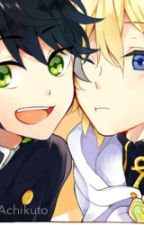 Seraph of the End {various x readers} by Achikuto