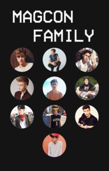 Magcon Family [ON EDITING]
