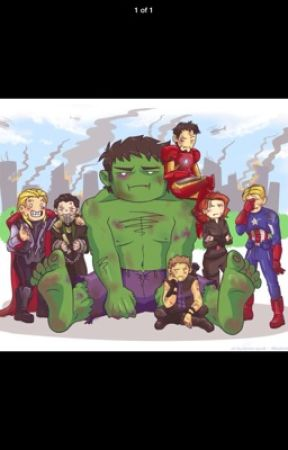 Percy Jackson and the Avengers Crossover by sammysegal3