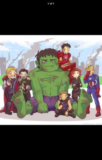 Percy Jackson and the Avengers Crossover