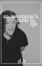 an insomniac's guide to life × larry by kittenscalum