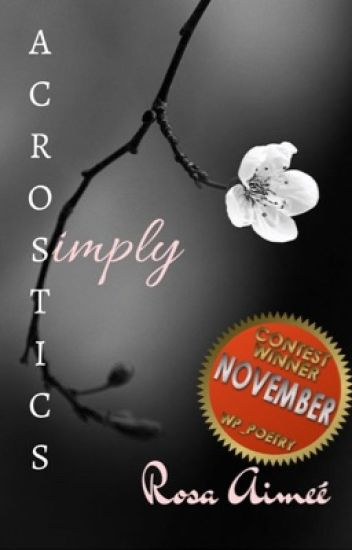 Simply Acrostics