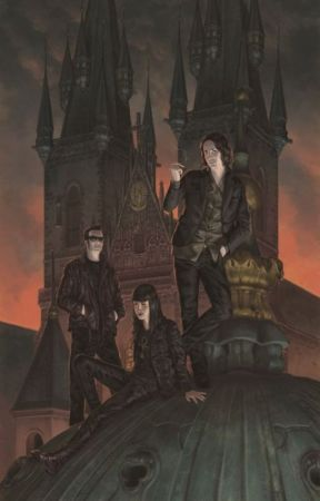 Revenants Within by ddsyrdal