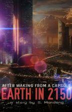 EARTH IN 2150 by wurukus