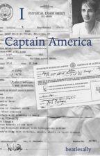 Captain America by beatlesally