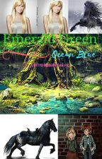 Emerald green&Ocean blue (A modern httyd fan fiction) by ATMbooks