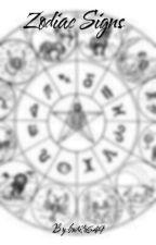 Zodiac Signs by braythatoneguy