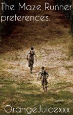The Maze Runner Imagines by Orangejuicexxx