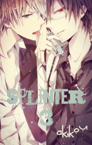 Splinter 3 (Yaoi BoyXBoy)