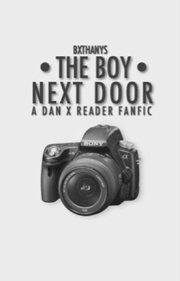 Boy next door-Dan x Reader