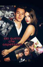 SEI QUELLO CHE ASPETTAVO |H.S|  by hi_larryice