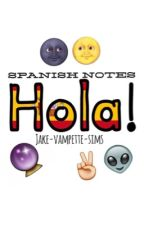 Spanish Notes by jake-vampette-sims