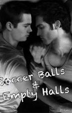 Soccer Balls and Empty Halls (boyxboy) by Summer_Dreamer_03