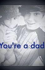 YOU'RE A DAD! George Shelley A.U by billie1619