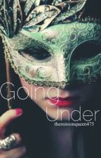 Going Under //S.M.// by driftingrainclouds