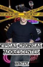 Típicas Crónicas Adolescentes: Let's Party! (Editando) #PremiosAwards by Nutella-Senpai