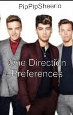 One Direction Preferences by PipPipSheerio