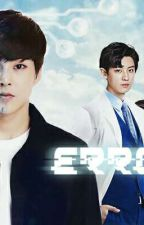 Error E39-0 - Minseok by kim_fairydust