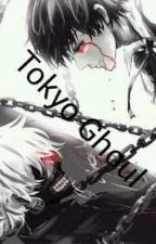 Tokyo Ghoul by COLDXGALAXY