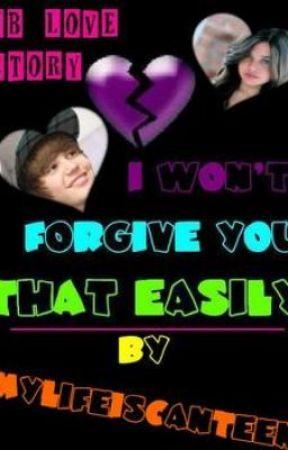 I Won't Forgive You That Easily by MrsBooBearNZ