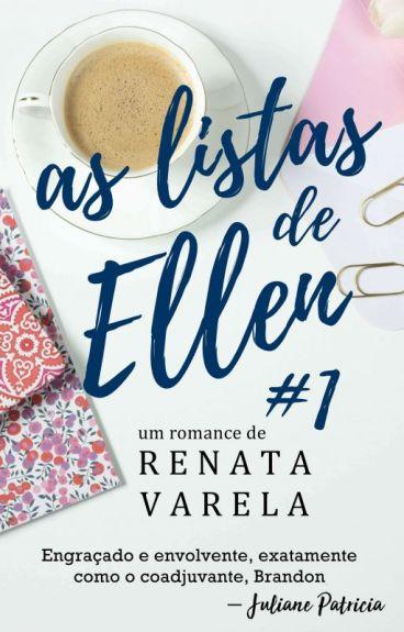 As Listas de Ellen [AMAZON] by undefined