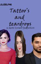 Tattoo's and Teardrops- a Demi Lovato fanfiction by luludelfine