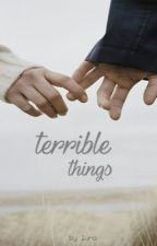 terrible things ↠ calum hood [COMEPLETED]  by whattheclifford