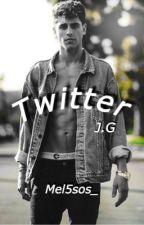 Twitter//j.g by Mel5sos_