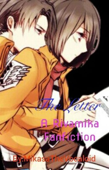 The Letter (A Rivamika Fanfiction)