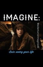 IMAGINE: Bain saving your life by Aidanturnerimagines