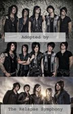 Adopted by The Relapse Symphony *DISCONTINUED* by AmethystWinchester