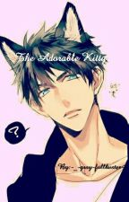 The Adorable Kitty by -_-gray-fullbuster-
