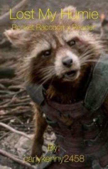 Lost My Humie Rocket Raccoon x Reader