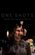 One-Shots (The Hunger Games) by TheMockingjaySymbol