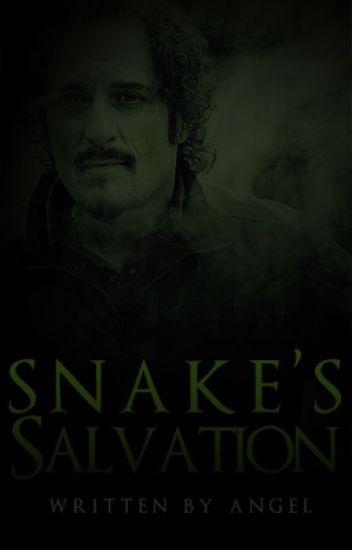 Snake's Salvation. (Disciples MC) book 3.