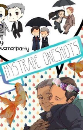Mystrade Oneshots by kinglestroodle