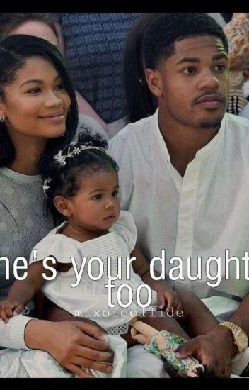 She's your daughter too