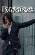 Norman Reedus Imagines by omgreedus