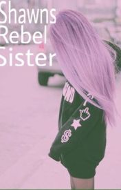 Shawn Mendes Rebel Sister by oXBookNerdXo