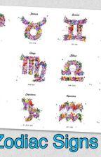 Zodiac Signs by WhiskersAJ2