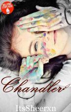 Chandler. by PeppyRosie