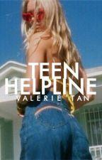 Teen Helpline [Watty Awards 2015] by savvyinpink