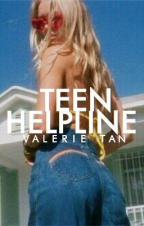 Teen Helpline [#1 of the Helpline Trilogy] by winestains-