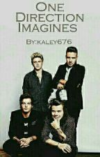 One Direction Imagines by kaley676