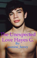 The unexpected love Hayes Grier by jasmine_henry