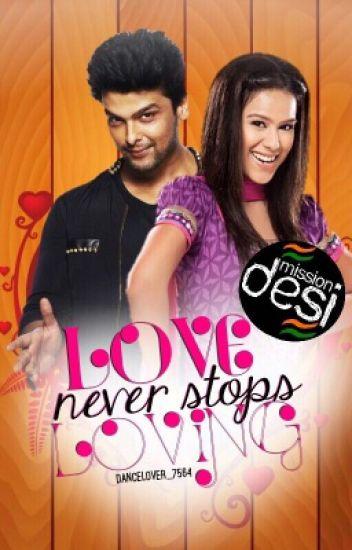 Love Never Stops Loving | Editing