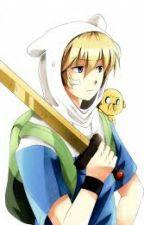 Tu celoso heroe (Finn y tu) by otakuneko178